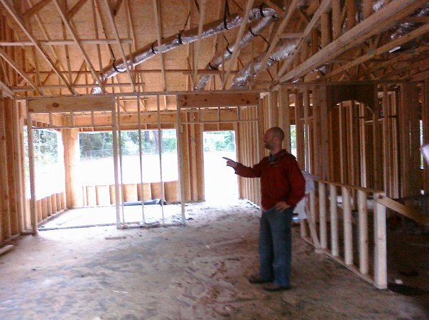 How long does it take to build a house Bevis Realty